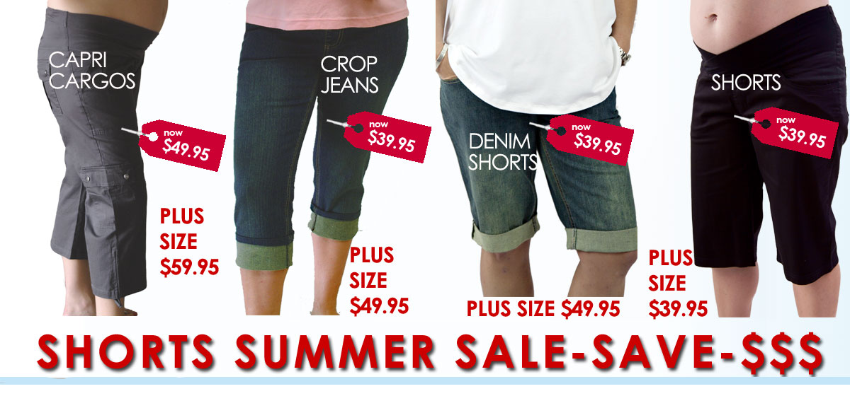 Save on Summer Shorts