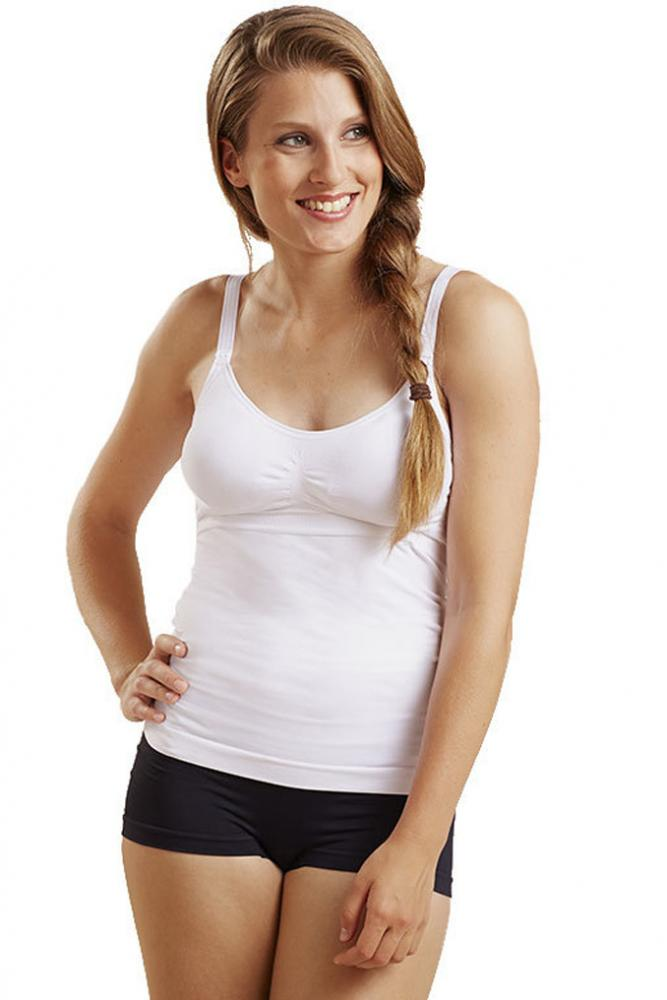 nursing camisole by cantiloop in Black or white
