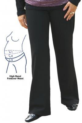 Maternity Bootcut soft knit jersey Pant