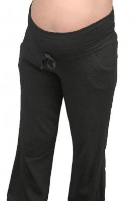 Maternity yoga leisure knit pant