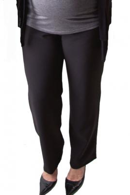 Maternity Plus Size Straight Leg Pant