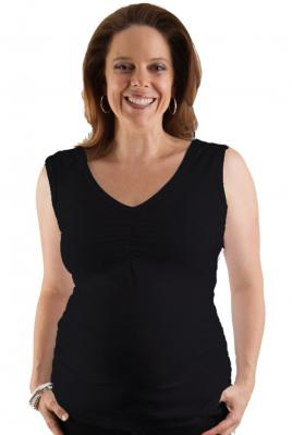 Maternity Casual singlet top black