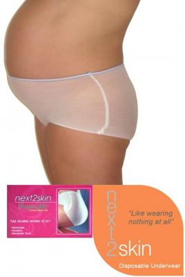 Disposable Underwear pack of 4